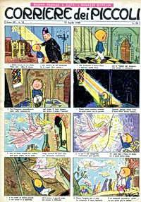 Corriere dei Piccoli del 17 aprile 1960 - numero 16 - diretto da Giovanni Mosca