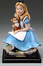 Alice in Wonderland by Florence for Disney - click for more