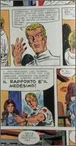 Luc Orient sul Corrierino - da foto Leonardo - Fumetti Classici