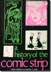 History of comic strip  couperie horne