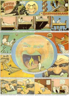 Little Nemo by Winsor McCay - click per ingrandire