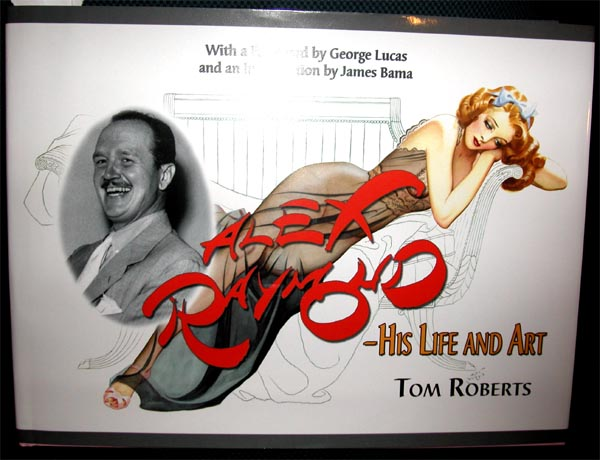 Raymond di Tom Roberts - cover
