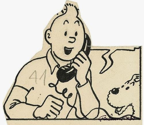 TintinTelefona