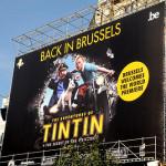 Tintin Back in Bruxelles 2011