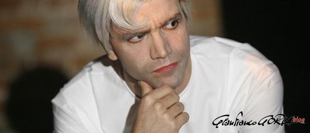 Gabriele Goria attore - foto Giorgio Sottile