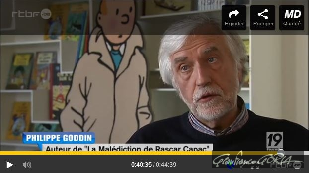 Tintin-RascarCapac-Goddin