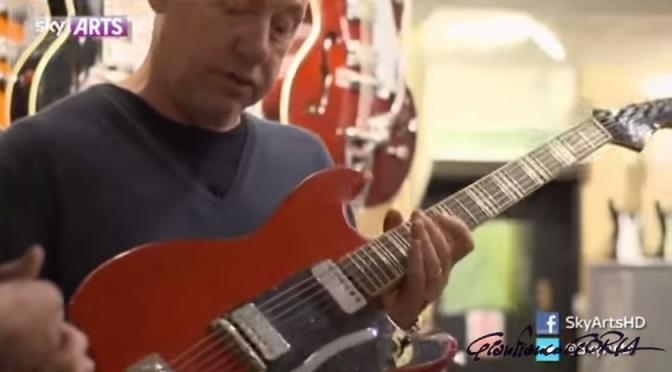 Una chitarra, cento emozioni