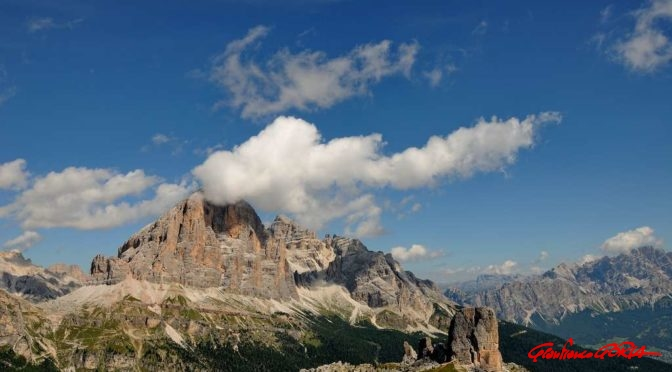 Gite zona di Cortina