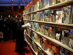 Il Fumetto torna leader nel mercato belga