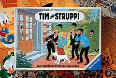 Tintin il film: ecco chi interpreta Dupont e Dupond