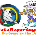 Foto reportage da Cartoons on the bay by Moise