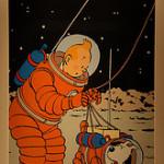 Le riprese di Tintin come il lancio dello Shuttle!