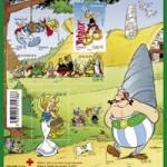 Asterix 50, il suo francobollo e la pattuglia acrobatica