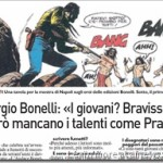 Cartoon Movie a Lione – Bonelli a Napoli