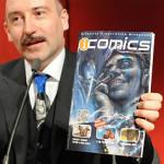 iComics – nuova rivista in edicola con tecnologia QR