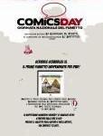 comics day volantino x web