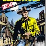 Quando Tex viaggia in treno