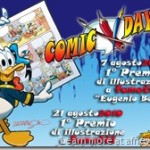 Comic Days a Raiano: i concorsi