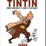 Primo promo poster del film di Tintin?