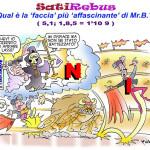 SatiRebus – Una delle facce di Mr.B.