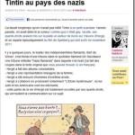 Tintin, il Belgio, il Nazismo e la Verità