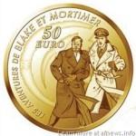 Gli Euro di Blake et Mortimer
