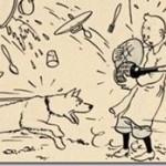 Oplà: 246.000 euro per una tavola di Tintin