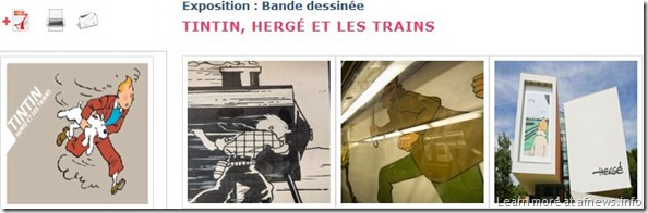 TintinTreni2 - naturalmente © Hergé/Moulinsart  per quel che compete