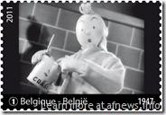 18 TINTIN timbrea