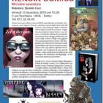 Davide Caci a Torino su Renoir Comics