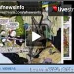 La web TV di afNews: prove tecniche di trasmissione