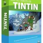 I DVD sulle tracce di Tintin