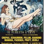 Il Grifo a Montepulciano con El Gaucho di Hugo Pratt