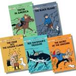 Tintin: edizioni speciali per bambini fortunelli