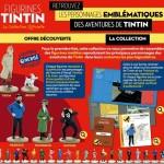 Tintin: nuova collezione di personaggi