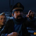 Haddock: nuova clip di Tintin in italiano