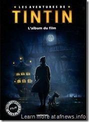 TintinAlbumFilm