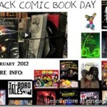 Black Comic Book Day