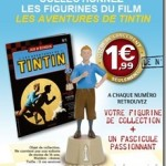 Gli scacchi di Tintin, in edicola