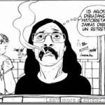 A lezione di fumetto da José Munoz!