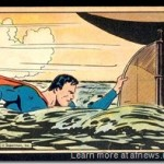 Go, Look: 1940s Superman Trading Card Images