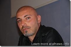 Andrea Serio a Torino con Nausicaa: le foto