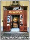 Steamboat a Torino: si avvicina l'inaugurazione