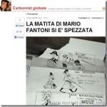 Mario Fantoni passed away
