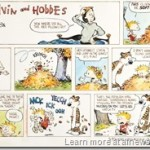 Calvin and Hobbes, una tavola: 203.150 dollari