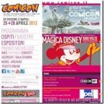 25 aprile: Napoli Comicon