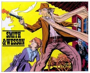 smith e wesson 007