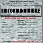 L'Editoria Invisibile si riunisce a Milano