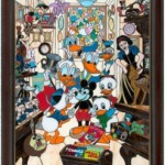 Carl Barks: vetrate all'asta