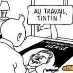 Dal bar di Angoulême: nuovo Tintin nel 2017!?